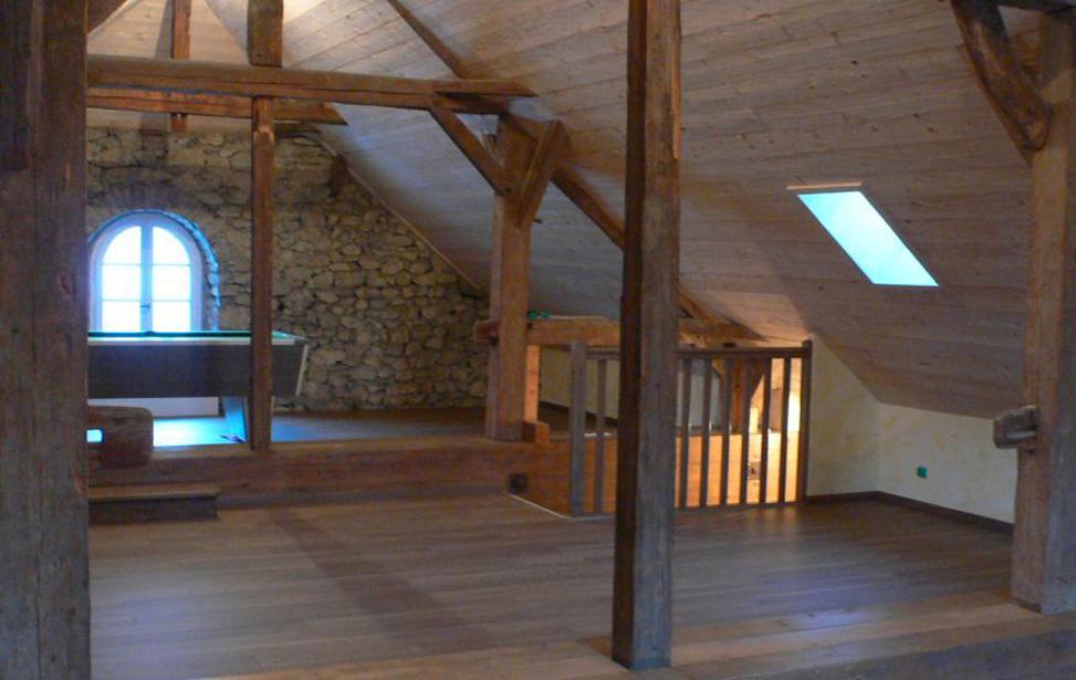 Comblespace | Aménagement combles et greniers Annecy, Meythet Savoie ...